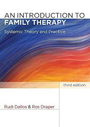 Cover of An Introduction To Family Therapy
