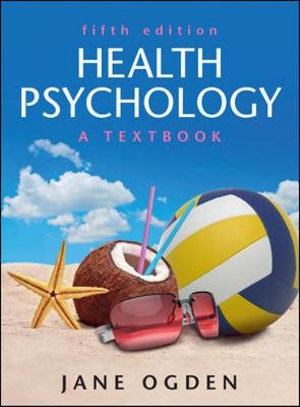 Cover of Health Psychology: A Textbook