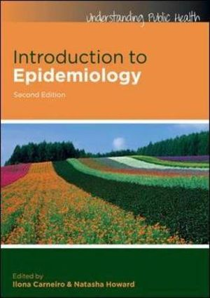 Cover of Introduction to Epidemiology