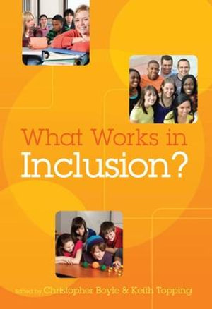 Cover of What Works In Inclusion?