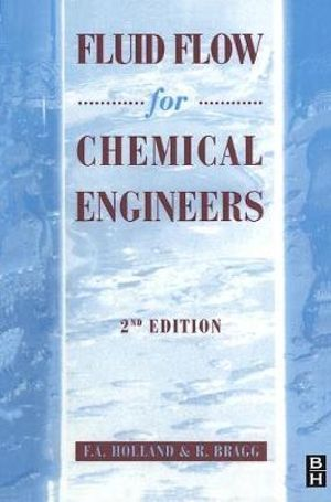 Cover of Fluid Flow for Chemical Engineers