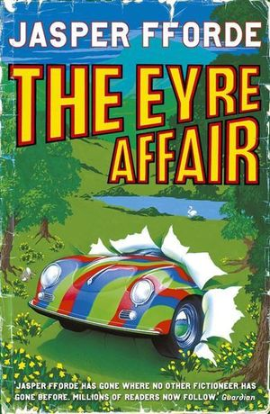 Cover of The Eyre Affair