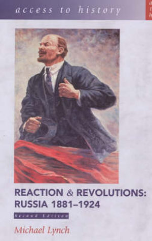 Cover of Reaction and Revolutions