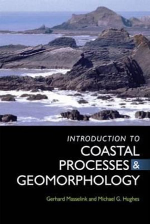 Cover of Introduction to Coastal Processes and Geomorphology
