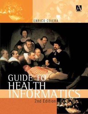 Cover of Guide to Health Informatics, 2Ed