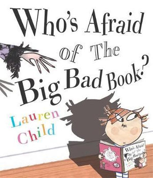 Cover of Who's Afraid of the Big Bad Book?