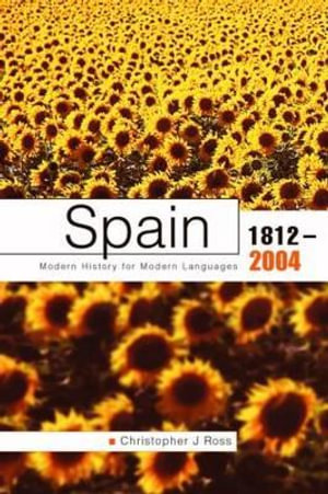 Cover of Spain, 1812-2004