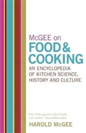 Cover of McGee on Food and Cooking