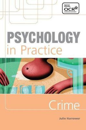 Cover of Psychology in Practice : Crime