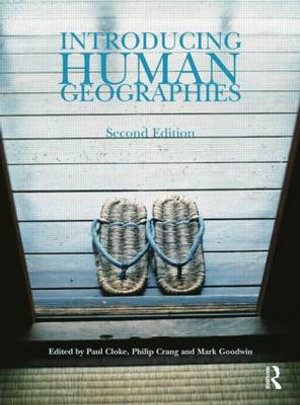 Cover of Introducing Human Geographies,