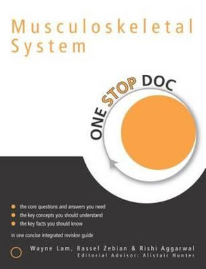 Cover of One Stop Doc Musculoskeletal System