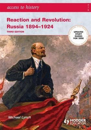 Cover of Reaction and Revolution
