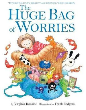 Books to help kids with anxiety | The Huge Bag of Worries | Beanstalk Single Mums