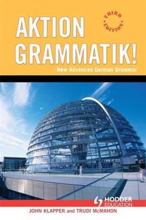 Cover of Aktion Grammatik!