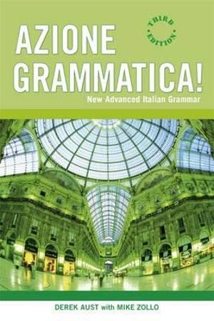Cover of Azione Grammatica!