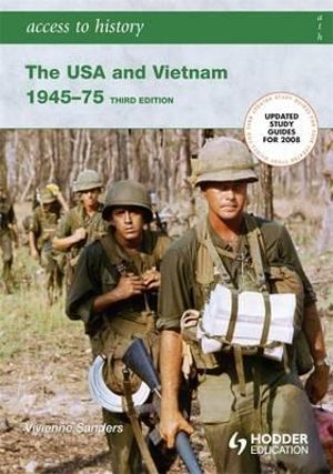 Cover of The USA and Vietnam