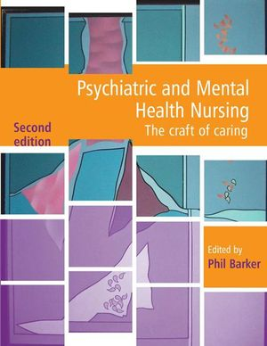 Cover of Psychiatric and Mental Health Nursing