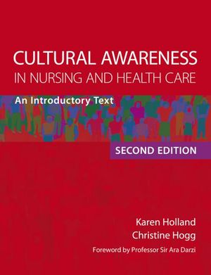 Cover of Cultural Awareness in Nursing and Health Care, Second Edition