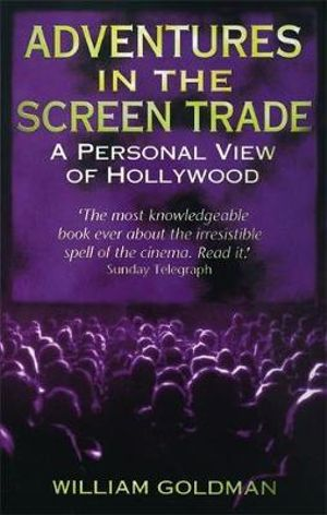 Cover of Adventures in the Screen Trade