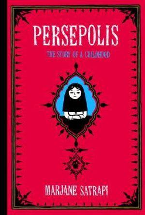 Cover of Persepolis 1