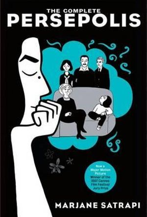 Cover of The Complete Persepolis