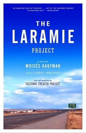 Cover of The Laramie Project