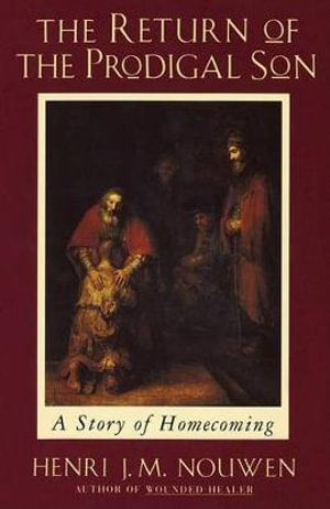 Cover of The Return of the Prodigal Son