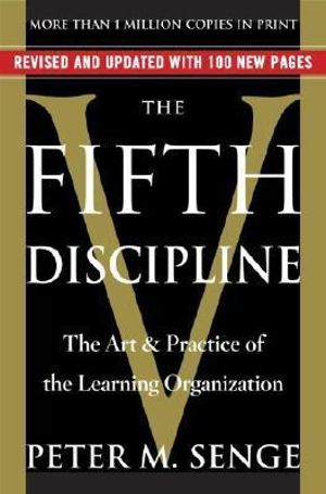 Cover of The Fifth Discipline