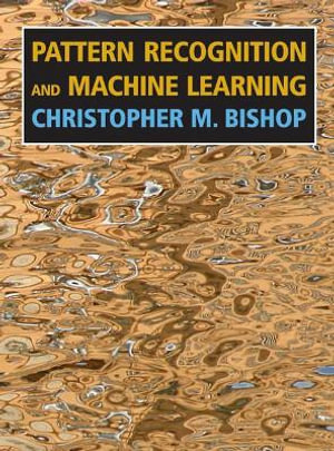 Cover of Pattern Recognition and Machine Learning