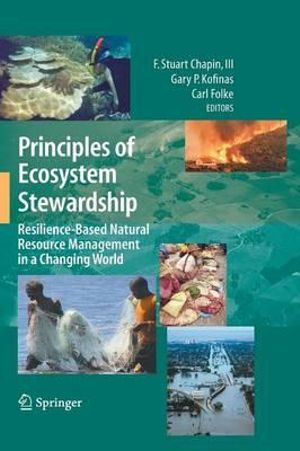 Cover of Principles of Ecosystem Stewardship