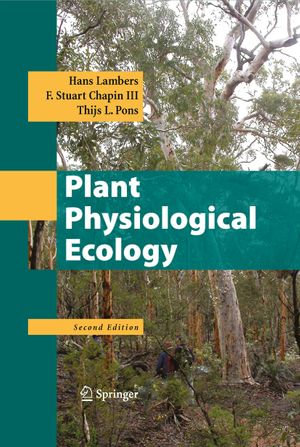 Cover of Plant Physiological Ecology