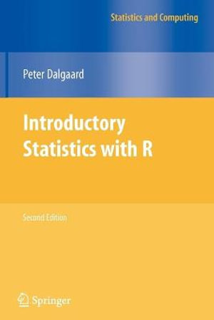 Cover of Introductory Statistics with R