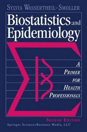 Cover of Biostatistics and Epidemiology