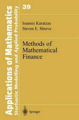 Cover of Methods of Mathematical Finance