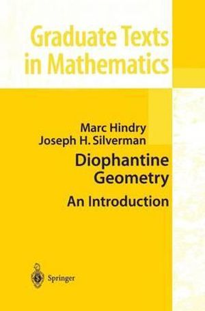 Cover of Diophantine Geometry