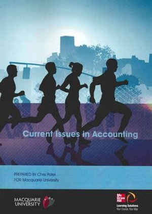 Cover of Current Issues in Accounting