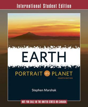Cover of Earth Portrait of a Planet 4E International Student Edition