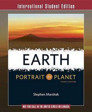 Cover of Earth 4E ISE + Geotours Workbook 4E