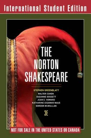 Cover of The Norton Shakespeare