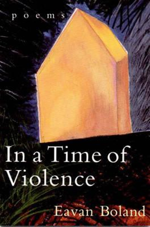 Cover of In a Time of Violence: Poems