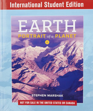 Cover of Earth: Portrait of a Planet 6E ISE Pa W/Eb+reg Cr + Geotours Wkbk 2E Pa (Standalone)