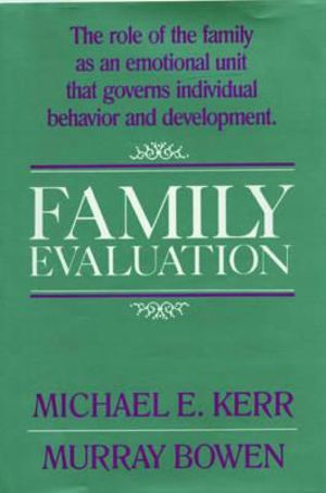 Cover of Family Evaluation
