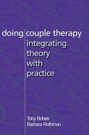 Cover of Doing Couple Therapy