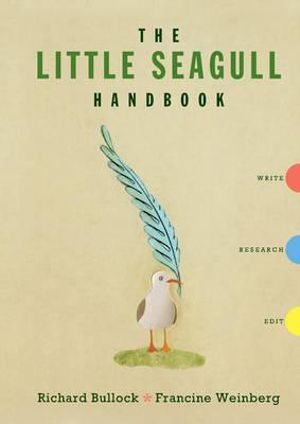 Cover of The Little Seagull Handbook