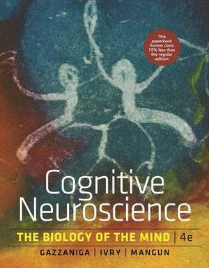 Cover of Cognitive Neuroscience