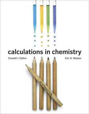 Cover of Calculations in Chemistry