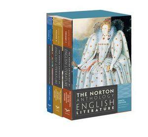 Cover of Norton Anthology of English Literature 9E Va + B +C
