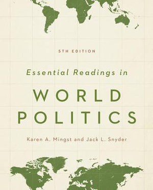 Cover of Essential Readings in World Politics