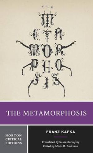 Cover of The Metamorphosis