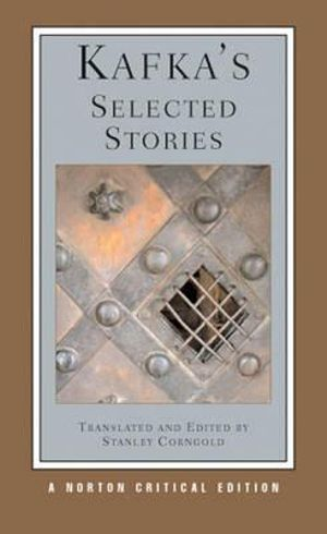 Cover of Kafka's Selected Stories